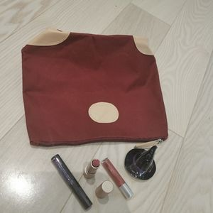 New Urban decay, Bare minerals minis makeup pouch